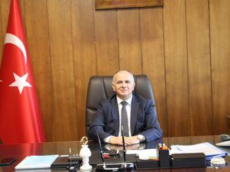 hasan pezuk, general manager von tcdd transport, nahm seinen dienst auf
