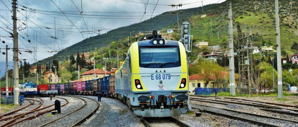 صادرات البورون التركية إلى الصين من أول قطار غدًا ستصل إلى الطريق