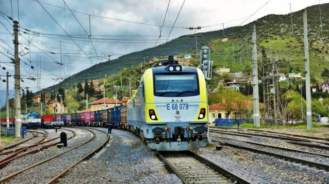 Turkiyede boron exports to China from the first train tomorrow will hit the road