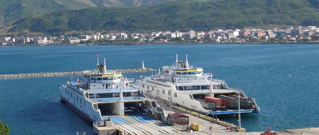 TRANSPORT turkiyenin in railway cargo van ferries goal of having a serious role