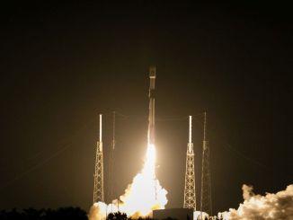 Als ein Satellit ins All gestartet wurde, erhielten wir unser erstes Signal ohne Probleme