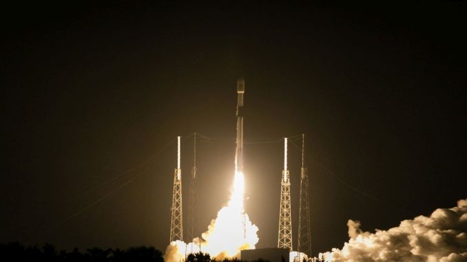 Turksat a satellite was launched into space, we received our first signal without any problems