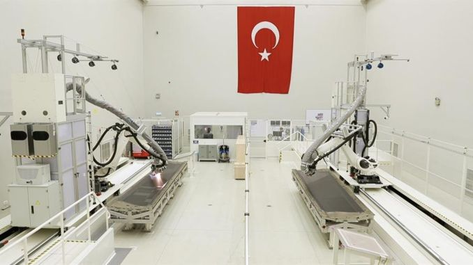 tusas spent more than a percent of its total turnover on R&D