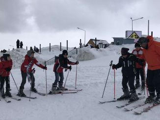Ski and snowboard activities start in Uludag