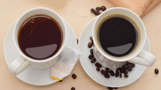 Pay attention to tea and coffee consumption after dinner