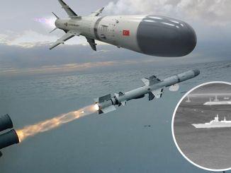 国内の反船ミサイルタカと国内の魚雷バッテリーの最初の配達