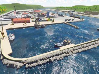 سيكون لميناء فيليوس دور مهم للغاية في تنمية غرب البحر الأسود