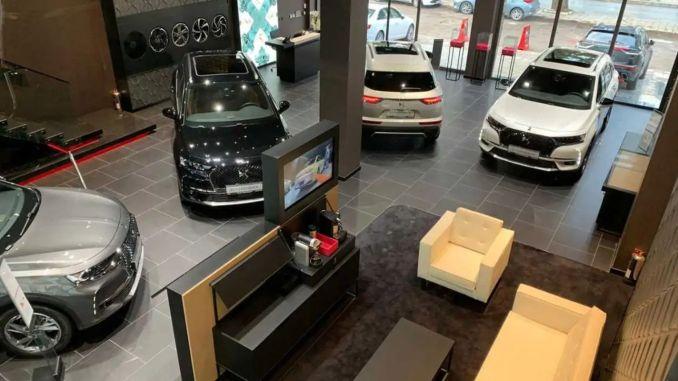 French Luxury Automobile Brand Put DS Showroom into Service of Izmirians