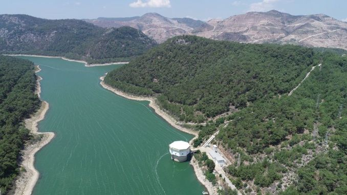 Dams Are Filled In One Night With Record Rain In Izmir