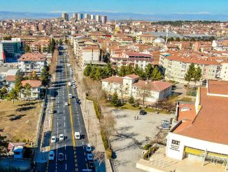Malatya Istasyon Street Expansion Works Completed