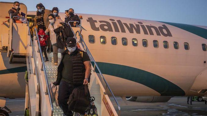 Gipadayon ang Mga Flight sa Tehran Alanya