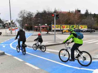 The cycling network is expanding with the ankara bicycle path project