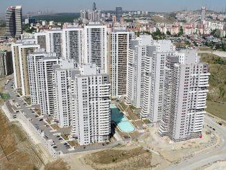 Housing in ankara guneypark urban transformation project goes on sale