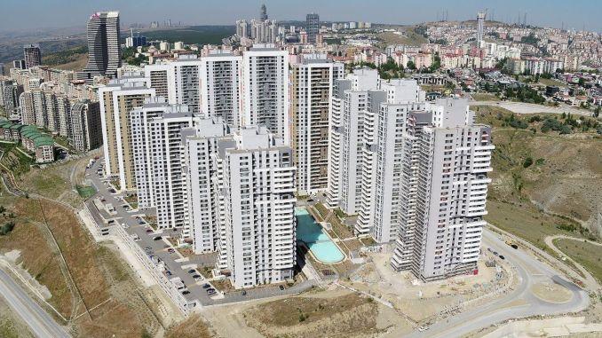 طرح مشروع التحول الحضري في أنقرة جوني بارك للبيع