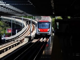 Software renewal started in ankara metro