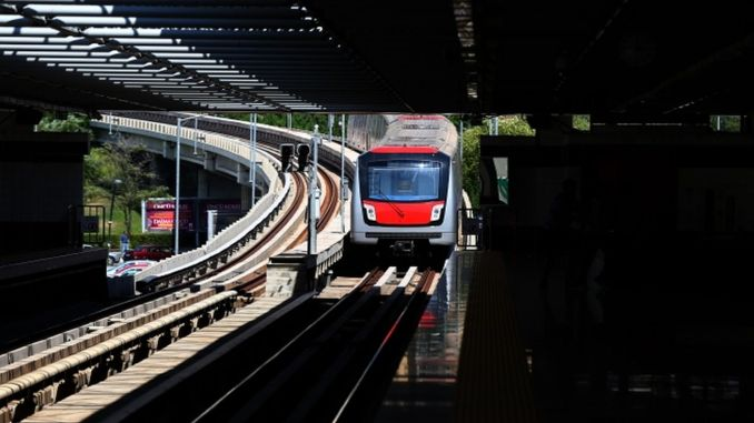 Software renewal started in ankara metro