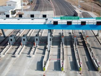 aselsan continues to establish a fee collection system on highways