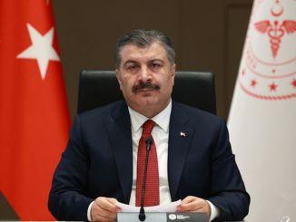 minister je podal izjavo po seji znanstvenega odbora za koronavirus