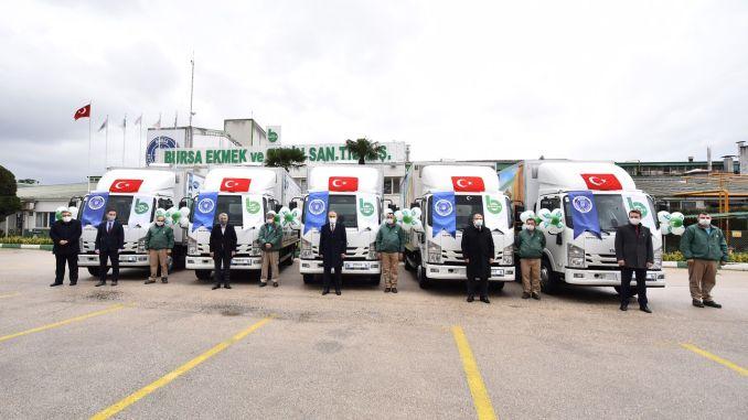 New fiber flatbed truck joins the besas fleet