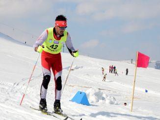 虱子的滑雪比赛已经结束
