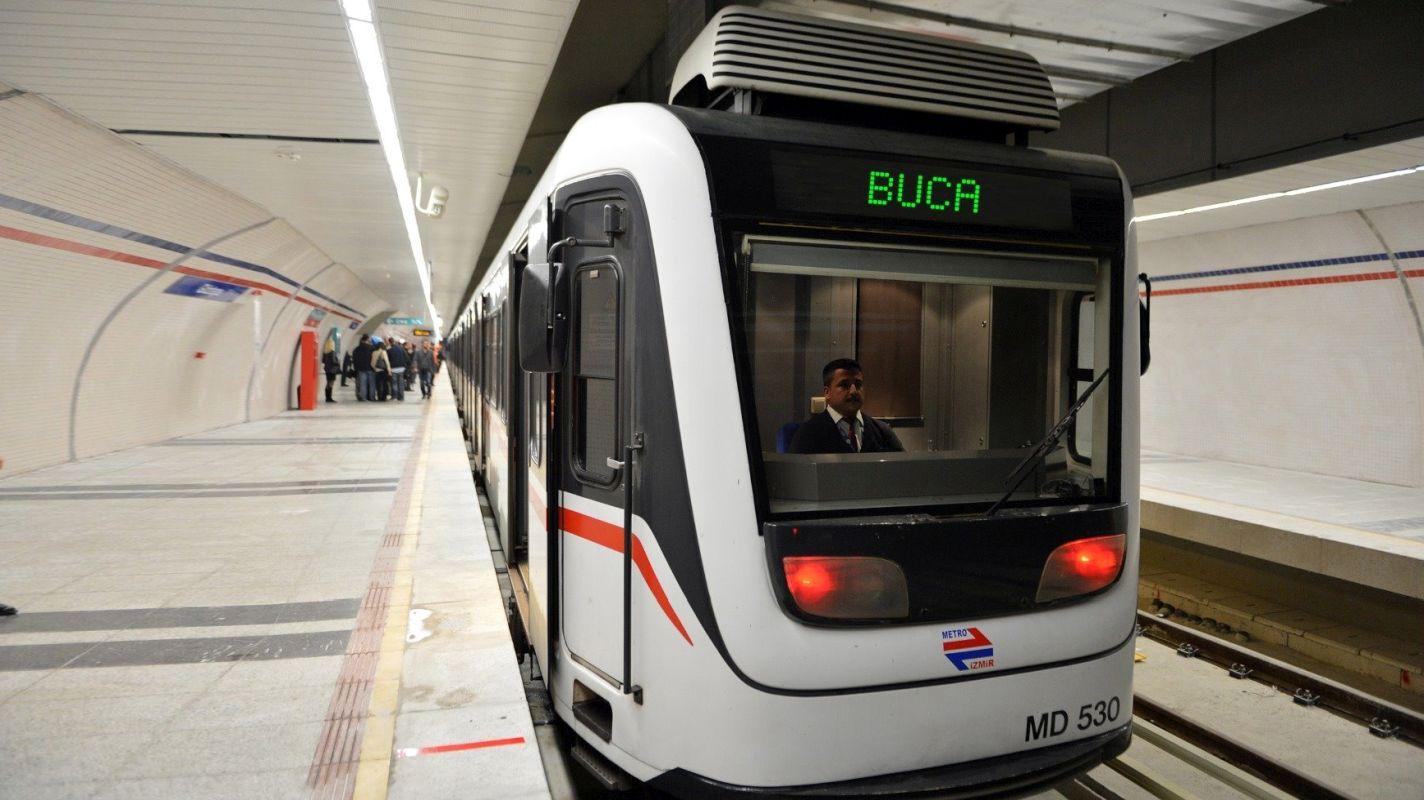 Die Ankündigung einer Ausschreibung für die U-Bahn von buca wurde weltweit angekündigt