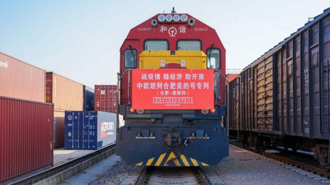 نما النقل الجوي والسكك الحديدية بأكثر من نسبة مئوية في الشهر الأول من العام.