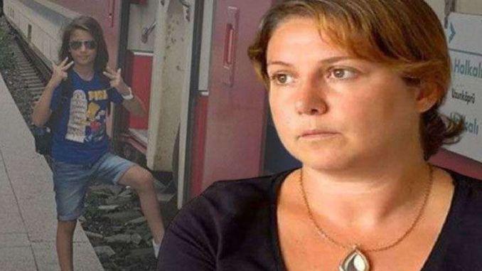 تغريم ميسرا ألف ليرة ، التي فقدت ابنها في حادث قطار كورلو