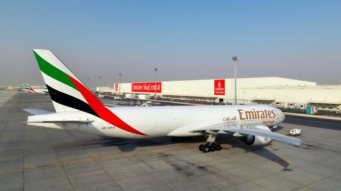 emirates will work with unicef ​​to deploy skycargo covid vaccine