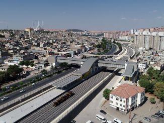Gaziray will relieve urban traffic