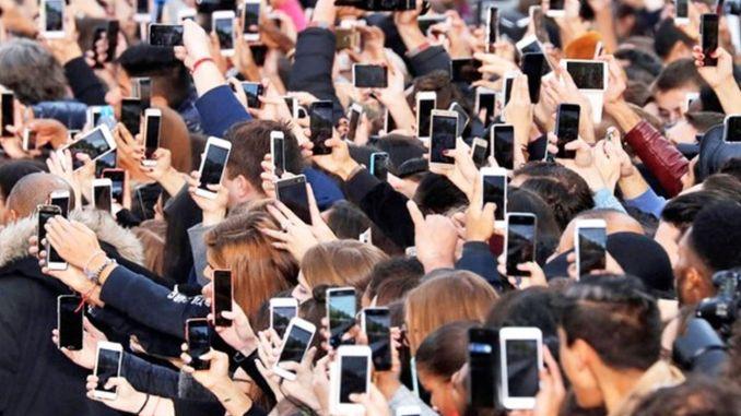 मोबाइल फोन प्रौद्योगिकियों के भविष्य को चिह्नित करने की उम्मीद है