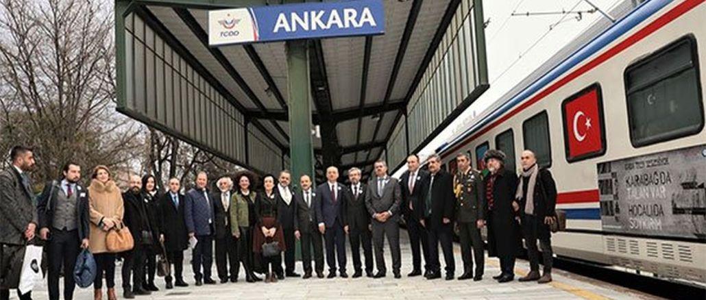 Kelių istorija iš Ankaros į hocali genocidą minima internetine paroda