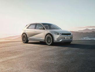 现代ioniq重新定义了电动汽车