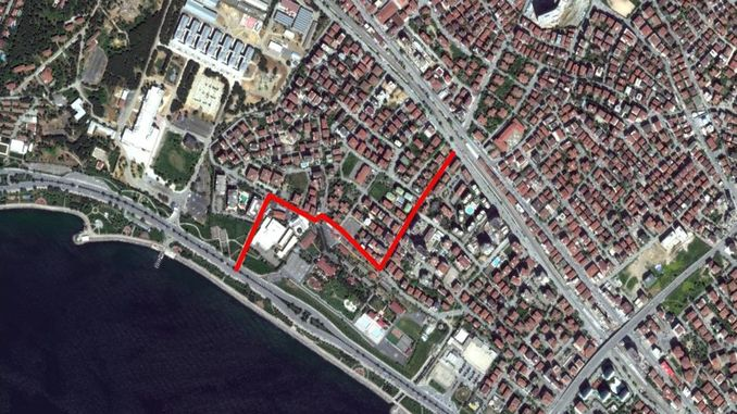 Istanbul bicycle path network is expanding