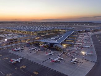 Istanbul airport yearly guarantee payment approached billion TL