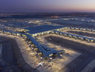 additional operating time per year for the Istanbul airport operator