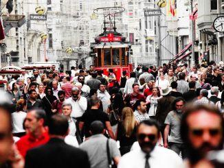 broj stranih turista koji su posjetili Istanbul smanjio se za procenat