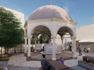 Historical Cesme and Sadirvans in Izmir Archway will be restored