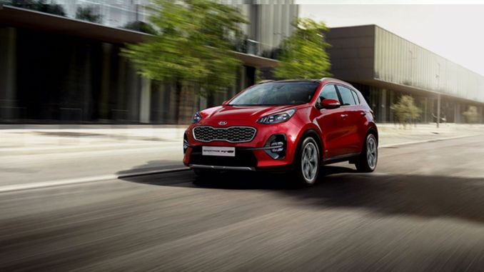 Time to buy a sportage with zero interest from the kia