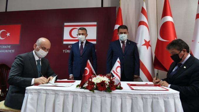 TRNC Highway Master Plan 2021-2022 Implementation Protocol Signed