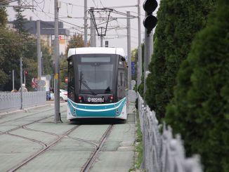 kocaeli sehir hastanesi tramvay hatti icin yol kapatilacak