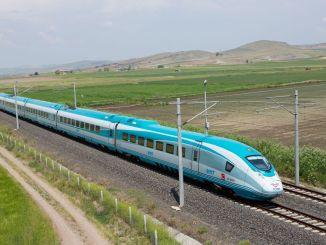 konya karaman yht line will reduce travel time to minutes