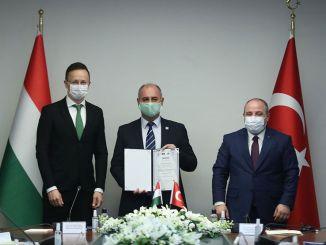 unkari ensimmäinen investointi lääketieteen alalla turkiyeye