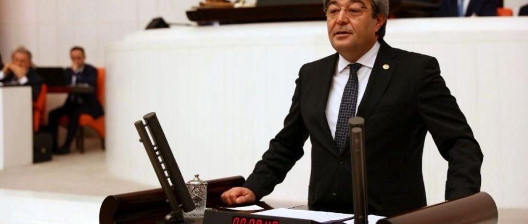 Un député interrogé sur le projet de ligne de banlieue Atas Kayseri