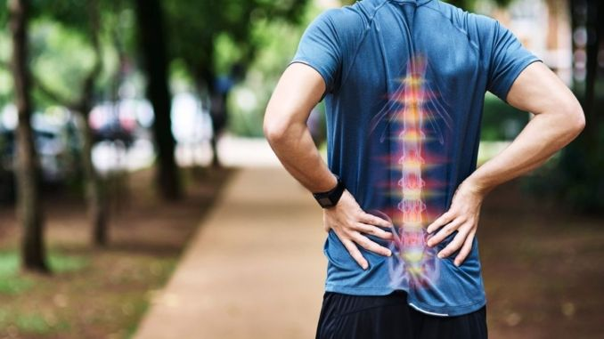 way to maintain spinal health