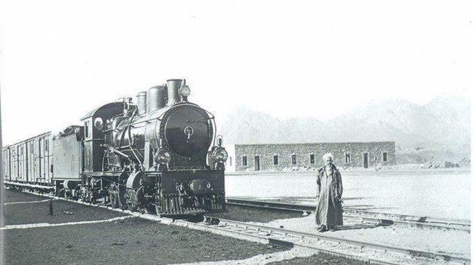 osmanli railway