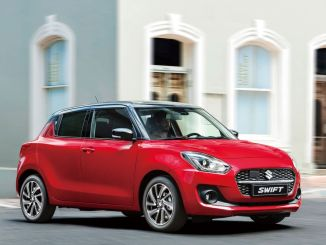 Special campaign for February at the swift, the best selling hybrid of its class