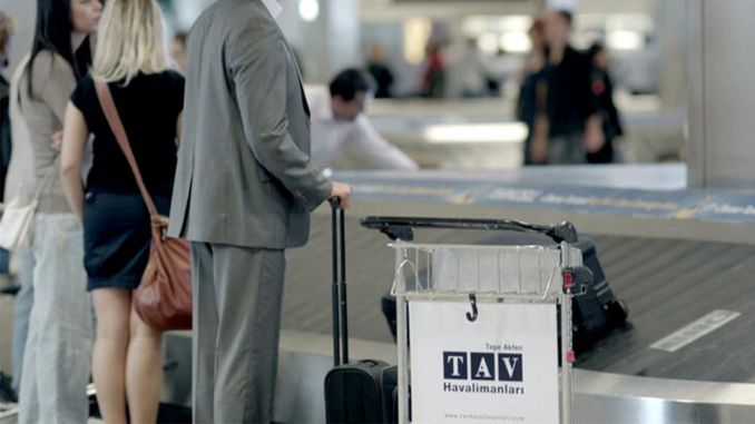 Tav also served million passengers