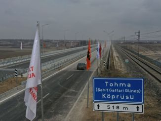 tohma bridge is opened to service