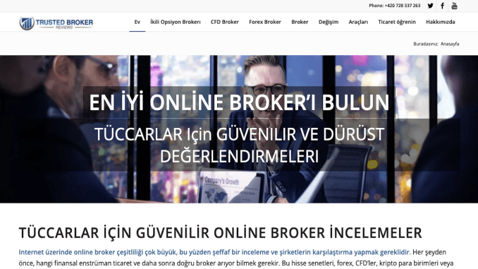 trusted brooker