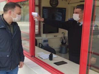 Potvrda o usluzi bezbjednosti za metro i tramvajske objekte Izmir iz Tsedena